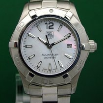 TAG Heuer Aquaracer Lady Steel 27mm Mother of pearl