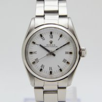 Rolex Oyster Perpetual Steel 31mm Roman numerals