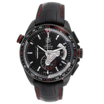 TAG Heuer Grand Carrera Titanium 43mm Black United States of America, Georgia, Atlanta
