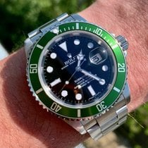 Rolex Submariner Date 16610LV pre-owned