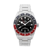 Tudor Black Bay GMT Steel 41mm Black No numerals United States of America, Pennsylvania, Bala Cynwyd