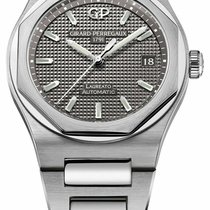 Girard Perregaux Laureato Steel 38mm Grey United States of America, Florida, Sarasota