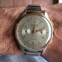 Chronographe Suisse Cie 38mm Manual winding 638 pre-owned
