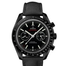 Omega Speedmaster Professional Moonwatch Ceramic 44.2mm Black No numerals United States of America, Georgia, Alpharetta