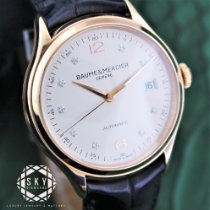 Baume & Mercier Rose gold 39mm Automatic Clifton pre-owned United States of America, New York, New York