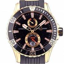 Ulysse Nardin Diver Chronometer 266-10-3/92 2020 новые
