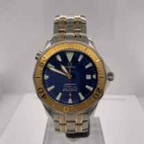 Omega Gold/Steel 36mm Automatic 2453.50 pre-owned