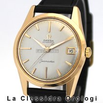 Omega Seamaster 14701 Very good Gold/Steel 34mm Automatic
