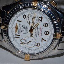 Breitling Crosswind Special Gold/Steel 43mm White No numerals United States of America, New York, Greenvale
