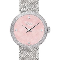 Dior Steel 25mm Quartz CD047112M002 new UAE, Dubai
