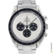 Omega Speedmaster Professional Moonwatch Steel 42mm Silver