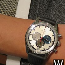 Zenith El Primero 36'000 VpH new 2020 Automatic Watch with original box and original papers 03.2040.400/69.R576