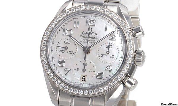 Omega Speedmaster Ladies Chronograph 324.15.38.40.05.001 occasion