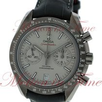 "Omega Speedmaster Moonwatch Co-Axial Chronograph ""Grey Side of..."