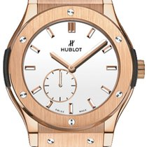 Hublot Manual winding new Classic Fusion Ultra-Thin White