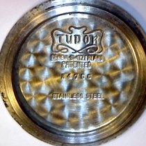 Tudor Caseback in steel,  reference 7804