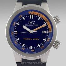 IWC Aquatimer Cousteau Divers Ref. 3548