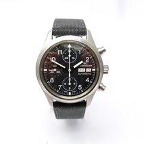 IWC Pilot Chronograph Fliegerchronograph 3706