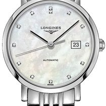 Longines Elegant Steel 29mm Mother of pearl United States of America, New York, Airmont