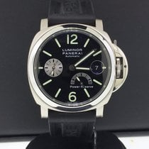Panerai Luminor Automatic Power Reserve 40mm Stainless Steel...