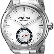 Alpina Acero 44mm Cuarzo AL-285S5AQ6B nuevo