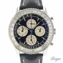 Breitling Navitimer 1461 pre-owned 41.5mm Steel