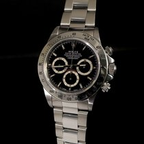 Rolex Daytona 16520 Black Dial Zenith Automatic Movement With...