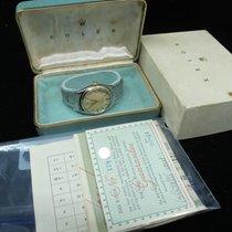 勞力士 OYSTER PERPETUAL 6564 2-T with Original Creamy Dial Full Set
