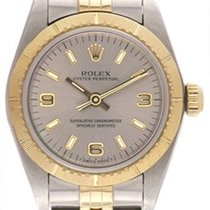 Rolex 26mm Automatic pre-owned Silver