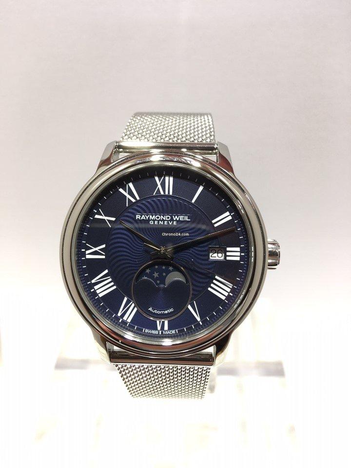 2f533843820 Raymond Weil Maestro - all prices for Raymond Weil Maestro watches on  Chrono24