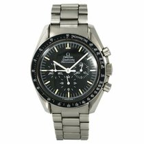 Omega 145.022 Steel 1980 Speedmaster Professional Moonwatch 40mm pre-owned United States of America, New York, New York