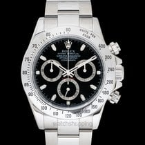 Rolex Daytona Black/Steel Ø40mm - 116520