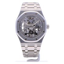 Audemars Piguet Royal Oak Tourbillon tweedehands 41mm Staal