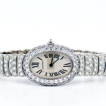Cartier Baignoire pre-owned 31mm White gold