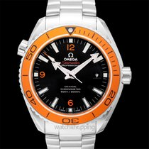 Omega Seamaster Planet Ocean Steel 45.5mm Black United States of America, California, San Mateo