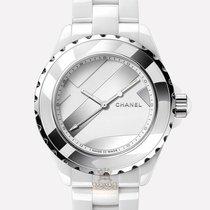 Chanel Acier Remontage automatique Argent 38mm nouveau J12