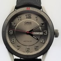 Oris Artix GT Steel 42mm Silver Arabic numerals United States of America, Alabama, Oranjestad