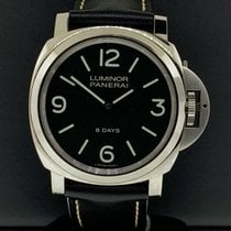 Panerai Luminor Base 8 Days usados 44mm Negro