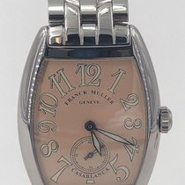Franck Muller Steel Manual winding 7502 pre-owned United States of America, Illinois, BUFFALO GROVE