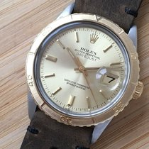 Rolex Datejust Turn-O-Graph Acero y oro 36mm Sin cifras España, Madrid