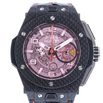 Hublot Carbon 45mm Automatic 401.QX.0123.VR pre-owned United States of America, Georgia, Atlanta