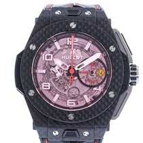 Hublot Big Bang Ferrari Carbon 45mm Transparent