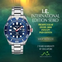 Seiko Prospex SNE435P1 new