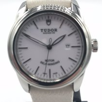Tudor Glamour Date Steel 31mm White No numerals