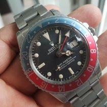 Rolex Rolex 1675 Stahl 1978 GMT-Master gebraucht