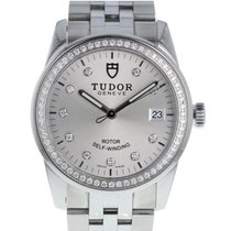 Tudor Glamour Date Steel 36mm No numerals