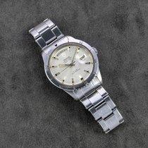 Tudor Prince Date Steel 38mm Silver