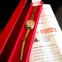 Doxa Women's watch Automatic pre-owned Watch with original box and original papers