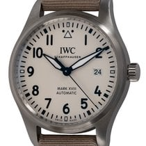 IWC Pilot Mark IW327017 2019 pre-owned