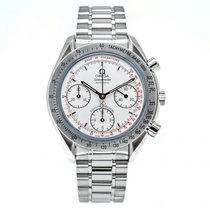 Omega Speedmaster Reduced Steel 39mm Silver